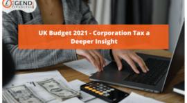 UK Budget 2021- Corporation Tax a Deeper Insight
